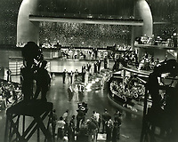 1936 Filming Top of the Town at Universal Studios