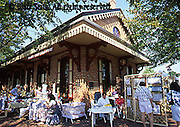 PA Historic Places, Mechanicsburg Train Station now Town Arts Center, Cumberland Co., Pennsylvania