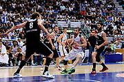 DESCRIZIONE : Bologna Serie B Playoff Girone B Finale Gara 1 2014-15 Eternedile Bologna Contadi Castaldi Montichiari<br /> GIOCATORE : Davide Lamma<br /> CATEGORIA : penetrazione<br /> SQUADRA : Eternedile Bologna<br /> EVENTO : Campionato Serie B 2014-15<br /> GARA : Eternedile Bologna Contadi Castaldi Montichiari<br /> DATA : 28/05/2015<br /> SPORT : Pallacanestro <br /> AUTORE : Agenzia Ciamillo-Castoria/M.Marchi<br /> Galleria : Serie B 2014-2015 <br /> Fotonotizia : Bologna Serie B Playoff Girone B Finale Gara 1 2014-15 Eternedile Bologna Contadi Castaldi Montichiari