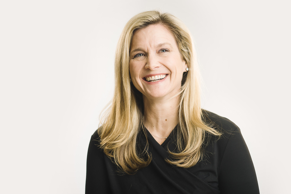 WATERTOWN, MA – MARCH 14, 2019: Jessica Collins of Athenahealth.