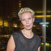 NLD/Amsterdam/20151124 - Premiere Hallo Bungalow, Kristel van Eijk