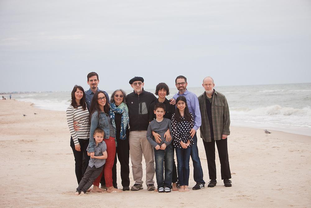 Baker family portraits, St. George Island, FL