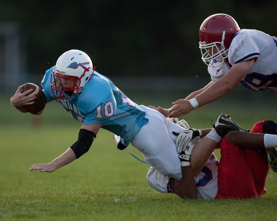 Saint Joseph's High School Football 2009.St. Joe vs. Adams