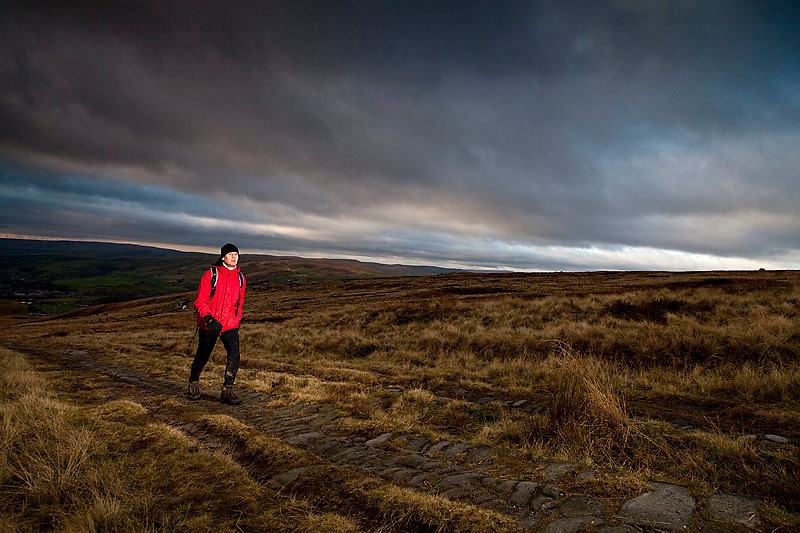Walking Blackstone Edge - Watershed Lives Project