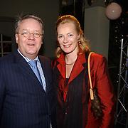 Kerstborrel Princess 2004, Guido Maas en marijke Schaaphok