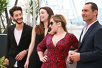 Inside Out film photo call at the 68th Cannes Film Festival Monday May 18th 2015, Cannes, France.