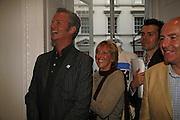 Dave Mathews and Ingrid Newkirk, PETA's Humanitarian Awards, Stella McCartney, Bruton Street, London, W1. 28 June 2006. ONE TIME USE ONLY - DO NOT ARCHIVE  © Copyright Photograph by Dafydd Jones 66 Stockwell Park Rd. London SW9 0DA Tel 020 7733 0108 www.dafjones.com
