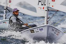 , Kieler Woche 16.06. - 24.06.2018, Laser Std. M - CAN 212845 - Fillah KARIM - Royal Vancouver Yacht Club