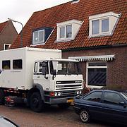 Technisch onderzoek politie kinderboerderij Canton Baarn ivm vermissing echtpaar Muller - van der Velden