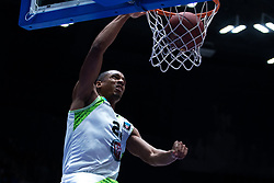 November 8, 2017 - Saint Petersburg, Russia - Josh Owens of Tofas Bursa vie for the ball during the EuroCup Round 5 regular season basketball match between Zenit St. Petersburg and Tofas Bursa at the Yubileyny Sports Palace in St. Petersburg, Russia, November 08, 2017. (Credit Image: © Igor Russak/NurPhoto via ZUMA Press)