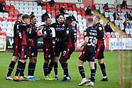 Stevenage v Scunthorpe United 020121