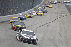 May 6, 2018 - Dover, Delaware, United States of America - Kevin Harvick (4) battles for position during the AAA 400 Drive for Autism at Dover International Speedway in Dover, Delaware. (Credit Image: © Justin R. Noe Asp Inc/ASP via ZUMA Wire)
