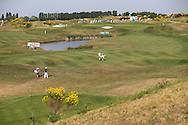 View down the 10th during Round One of the 2015 Alstom Open de France, played at Le Golf National, Saint-Quentin-En-Yvelines, Paris, France. /02/07/2015/. Picture: Golffile | David Lloyd<br /> <br /> All photos usage must carry mandatory copyright credit (© Golffile | David Lloyd)