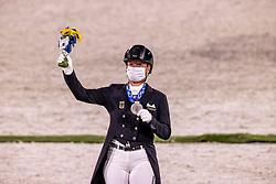 Werth Isabell GER,<br /> Olympic Games Tokyo 2021<br /> © Hippo Foto - Dirk Caremans<br /> 28/07/2021