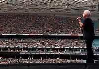 Daryl Braithwaite at Fire Fight Australia at the  ANZ Stadium Sydney Australa 16 Feb 2020 Photo BY Rhiannon Hopley