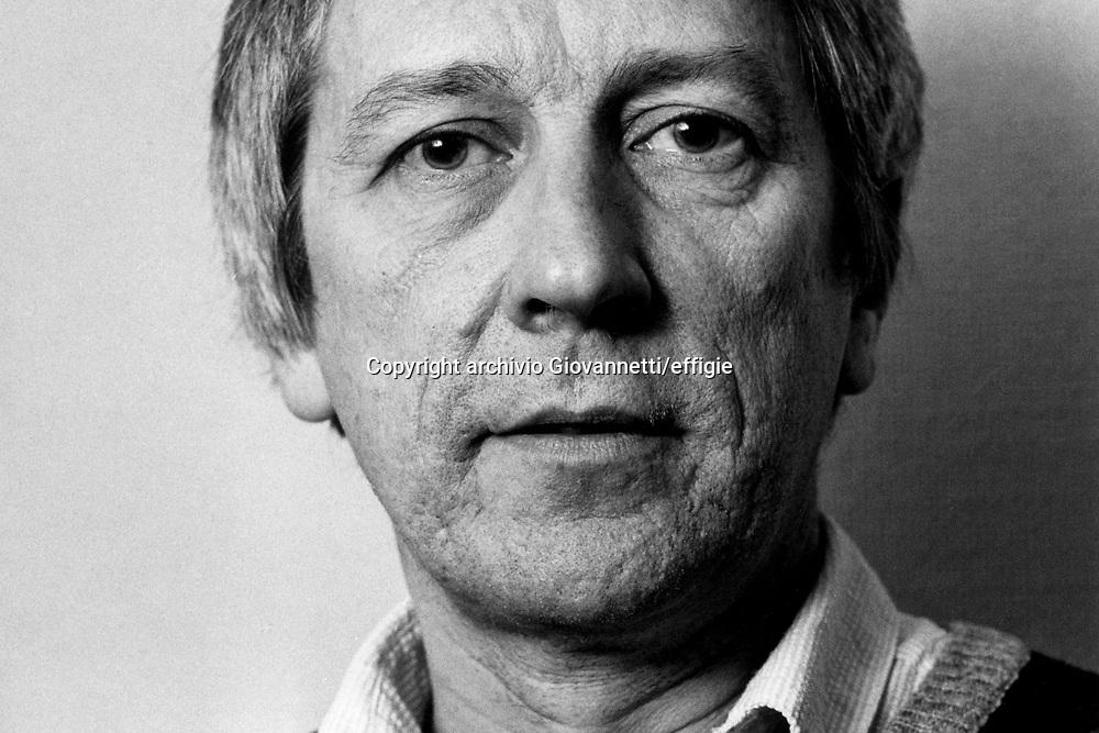 Tomas Tranströmer<br />archivio Giovannetti/effigie