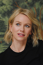 """Naomi Watts at the Hollywood Foreign Press Association press conference for """"The Glass Castle"""" held in New York, NY on July 14, 2017. (Photo by Yoram Kahana/Shooting Star) NO TABLOID PUBLICATIONS. NO USA SALES UNTIL August 14, 2017 *** Please Use Credit from Credit Field ***"""