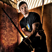 11/6/14 --- SportsShooter Academy ---Costa Mesa, CA, U.S.A. :  On-Location Lighting Classes with David Honl and Lucas Gilman.