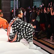 Zl by Zlism exhitbition at Fashion Scout London Fashion Week AW19