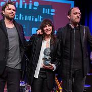 NLD/Amsterdam/20180415 - Uitreiking Annie M.G. Schmidt-prijs 2018, winnares Wende Snijders