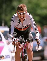 ULLRICH, Jan      Deutschland<br />             Radsport    Team Deutsche Telekom