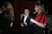 Lorenzo Agius. Party to celebrate the First issue of British Harper's Bazaar. Cirque, Leicester Sq. London. 16 February 2006. ONE TIME USE ONLY - DO NOT ARCHIVE  © Copyright Photograph by Dafydd Jones 66 Stockwell Park Rd. London SW9 0DA Tel 020 7733 0108 www.dafjones.com