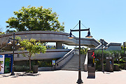 Watson Bridge Leads From University Center to the University of California Irvine
