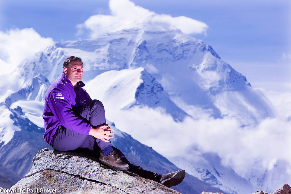 David Hempleman-Adams Explorer David Kim Hempleman-Adams, LVO, OBE, CStJ, DL (born 10 October 1956 in Swindon, Wiltshire) is a British industrialist and adventurer.<br /> <br /> He is the first person in history to reach the Geographic and Magnetic North and South Poles as well as climb the highest peaks in all seven continents, the Adventurers Grand Slam.