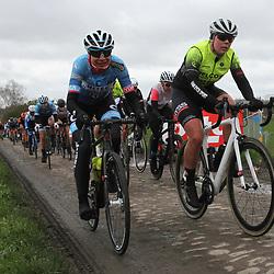 03-03-2020: Wielrennen: GP Le Samyn: vrouwen: Dour: Vita Heine