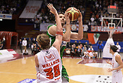 DESCRIZIONE : Milano campionato serie A 2013/14 EA7 Olimpia Milano Sidigas Avellino <br /> GIOCATORE : Kaloyan Ivanov<br /> CATEGORIA : tiro penetrazione<br /> SQUADRA : Sidigas Avellino<br /> EVENTO : Campionato serie A 2013/14<br /> GARA : EA7 Olimpia Milano Sidigas Avellino<br /> DATA : 29/12/2013<br /> SPORT : Pallacanestro <br /> AUTORE : Agenzia Ciamillo-Castoria/R. Morgano<br /> Galleria : Lega Basket A 2013-2014  <br /> Fotonotizia : Milano campionato serie A 2013/14 EA7 Olimpia Milano Sidigas Avellino<br /> Predefinita :
