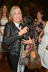 BRIX SMITH-START at a tea party to launch Grace Guru held at Sketch, 9 Conduit Street, London on 17th June 2015.