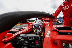 September 1, 2019, Spa-Francorchamps, Belgium: Motorsports: FIA Formula One World Championship 2019, Grand Prix of Belgium, ..#5 Sebastian Vettel (GER, Scuderia Ferrari Mission Winnow) (Credit Image: © Hoch Zwei via ZUMA Wire)