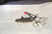 Circumcision - Brit Milah Ceremony the tools and implements used by the Mohel