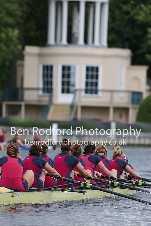 Aspirational Academic 8+  Quarter-Final<br /> <br /> Oxford Brookes University <br /> Newcastle University (B)<br /> <br /> Henley Women's Regatta 2021<br /> Saturday