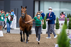 Del Valle Quirarte Martha Fernanda, MEX, Beduino Lam, 150<br /> Olympic Games Tokyo 2021<br /> © Hippo Foto - Dirk Caremans<br /> 23/07/2021