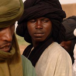 Herders in Niger Western Africa