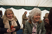 EDWINA COOPER; JILLY COOPER, The Heythrop Hunt Point to Point. Cocklebarrow. 24 January 2016