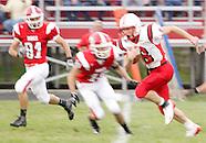 2011 - Tippecanoe at Milton-Union High School Football