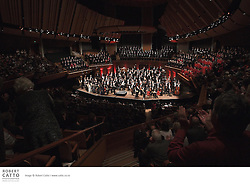 Conductor Vladimir Ashkenazy joins the NZSO and some of the world's finest soloists in a performance of Mahler's Symphony No. 8 at the New Zealand International Arts Festival 2010.  Soloists included Annalena Persson, Marina Shaguch, Sara Macliver, Dagmar Peckova, Bernadette Cullen, Simon O'Neill, Markus Eiche and Martin Snell, with the combined New Zealand Youth Choir, Voices New Zealand Chamber Choir, Orpheus Choir of Wellington and the Choristers of Wellington Cathedral of St Paul.