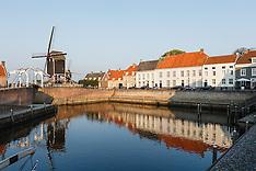 Netherlands, Nederland. Villages, Towns, Places