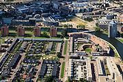 Nederland, Gelderland, Apeldoorn, 30-06-2011; de wijk Welgelegen met Apeldoornsch Kanaal. New housing area in the City of Apeldoorn..luchtfoto (toeslag), aerial photo (additional fee required).copyright foto/photo Siebe Swart