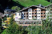 Almhof Hotel and resort, Gerlos, Zillertal, Tirol, Austria