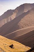 Part of the original Silk Road through the High Pamirs
