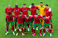 Team of Portugal during the UEFA Euro 2020, Group F football match between Portugal and Germany on June 19, 2021 at Allianz Arena in Munich, Germany - Photo Andre Weening / Orange Pictures / ProSportsImages / DPPI