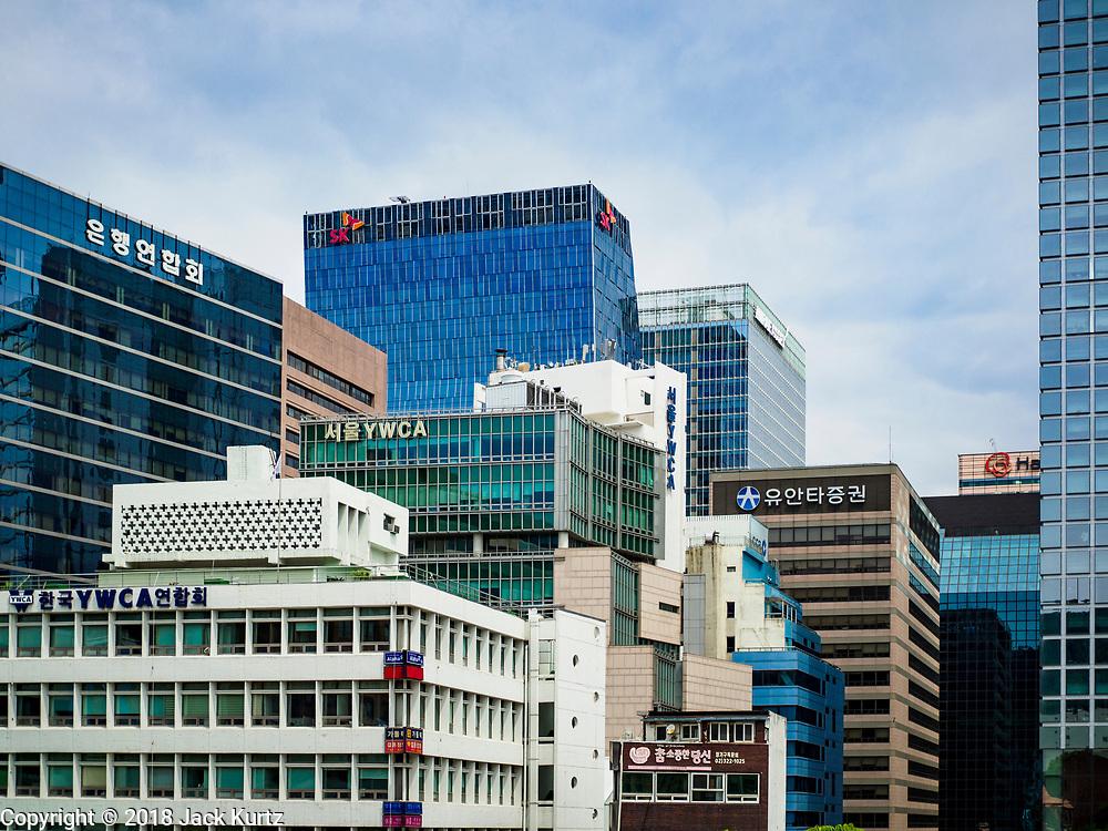 10 JUNE 2018 - SEOUL, SOUTH KOREA:    PHOTO BY JACK KURTZ