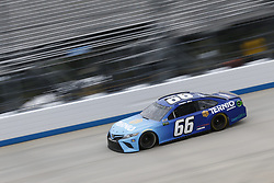 October 5, 2018 - Dover, Delaware, United States of America - Timmy Hill (66)  takes to the track to practice for the Gander Outdoors 400 at Dover International Speedway in Dover, Delaware. (Credit Image: © Justin R. Noe Asp Inc/ASP via ZUMA Wire)