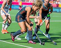 ANTWERPEN -  Maria Verschoor (Ned)   tijdens  de   finale  dames  Nederland-Duitsland  (2-0) bij het Europees kampioenschap hockey.   COPYRIGHT  KOEN SUYK