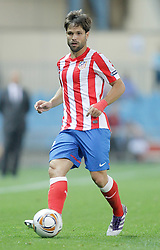 15.09.2011, Vicente Calderon Stadion, Madrid, ESP, UEFA EL, Atletico Madrid vs Celtic Glasgow, im Bild Atletico de Madrid's Diego Ribas // durin during UEFA Europa League match between Atletico Madrid and Celtic Glasgow atVicente Calderon Stadion, Madrid, Spain on 15/09/2011. EXPA Pictures © 2011, PhotoCredit: EXPA/ Alterphoto/ Alvaro Hernandez +++++ ATTENTION - OUT OF SPAIN/(ESP) +++++