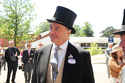 SIR THOMAS PILKINGTON at the second day of the 2010 Royal Ascot Racing festival at Ascot Racecourse, Berkshire on 16th June 2010.