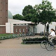 Huizer moskee wil een vrouwen moskee erbij bouwen